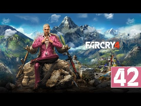 """Far Cry 4 - Let's Play - Part 42 - """"Realistic Prey Killing"""""""