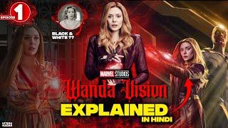 WandaVision Episode 1 Explained In Hindi   Hitesh Nagar Thumb