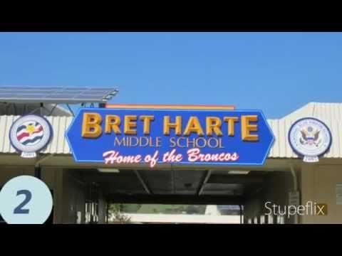 Bret Harte Middle School San Jose, Ca