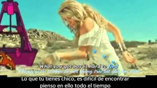 Ke$ha- Your Love is My Drug.VIDEO.(Lyrics+Sub Español)
