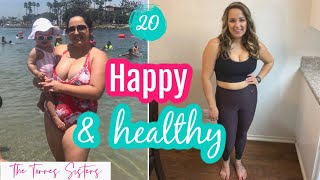 Weight-Loss Journey | From Happy & Healthy to Ground Turkey Recipes