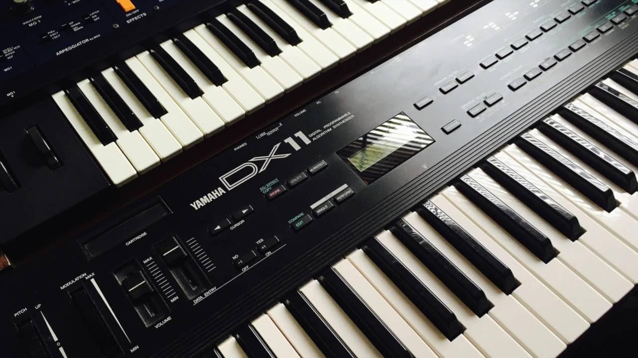 Yamaha Dx Demo