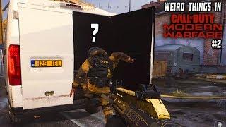 WEIRD THINGS In Modern Warfare! #2