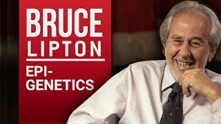 BRUCE LIPTON - BIOLOGY OF BELIEF - Part 1/2 | London Real