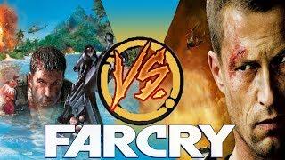 [Игра VS Фильм]  Far Cry | Фар Край