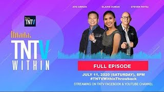 TNTV Within with Elaine Duran & Ato Arman, Steven Paysu