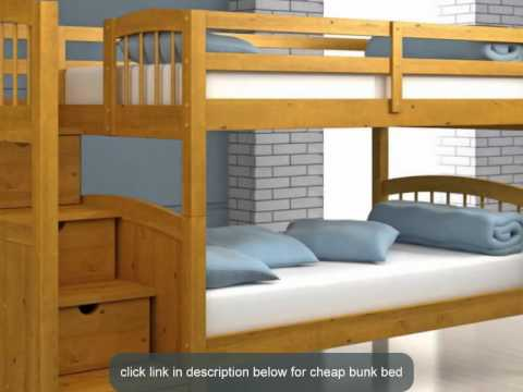 Best Bunk Beds For Kids - YouTube
