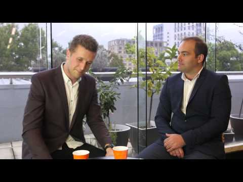 Smarter Business TV Show with Daniel Flynn, Thankyou Water