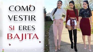 Que Me Pongo Si Soy Bajita 👗 Como Lucir Mas Alta 🦄 Bessy Dressy thumbnail