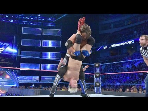 Image result for styles clash breaking neck