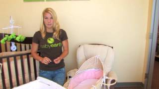 Baby Equipment : Baby Equipment: Bassinets & Moses Basket