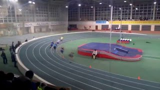 Бег 400м метров м. ФИНАЛ . Чемпионат России среди молодежи.