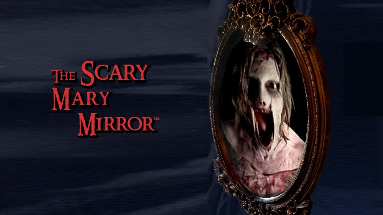 Bloody Mary Mirror Halloween Prop - YouTube