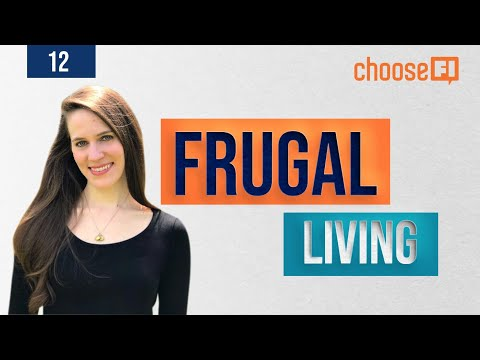 s01E12 | Frugal living | Frugalwoods | How to save 75% of your take home pay