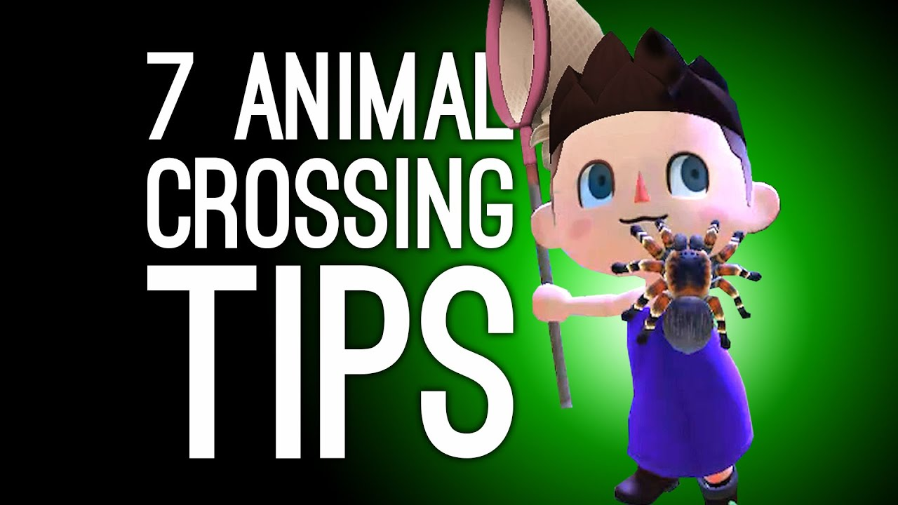 Animal Crossing New Horizons: 7 Tips for Mastering Island Life in Animal Crossing