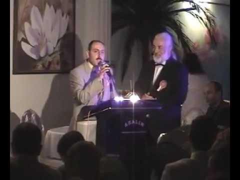 Mehmet Nuri Parmaksız 2.Mogan Şiir Akşamları 2006