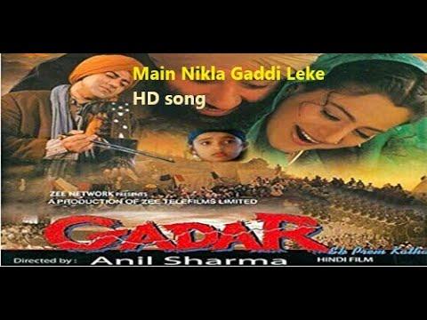Gadar Ek Prem Katha Hindi 720p HDRip By Evergreen