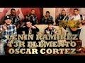 LENIN RAMIREZ, T3R ELEMENTO Y OSCAR CORTEZ ESTRENAN LA HIERBA DE RECETA   Pepe's Office Especial