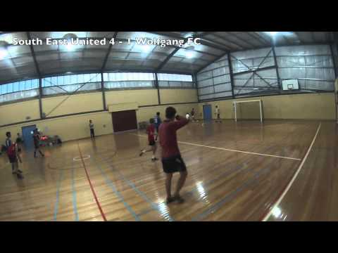 Futsal Fever - Mulgrave - Season 2 - Week 3 - South East Uni