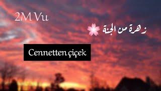 نطق الأغنية التركية زهرة من الجنة 🥺💞