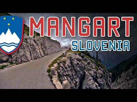 Mangart Pass - Slovenia's Highest Road on KTM 990 Superduke R (RAW)