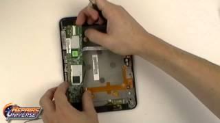 Kindle Fire Hd Repair & Take Apart Guide Video