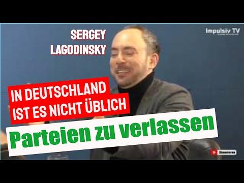 Sergey Lagodinsky: