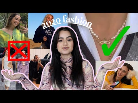 2020 Fashion Review | What I got right and wrong
