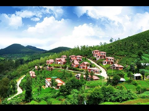 KIRANDUL | DANTEWADA | CHHATTISHGARH | LAWN VIEW | HILLS CHAIN | LIVE WITH NATURE |