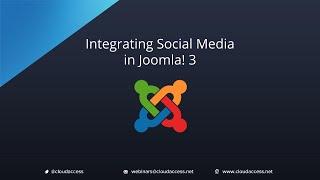 Integrating Facebook Social Plugins (Joomla 3.0)