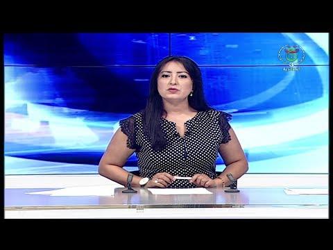 الجزائرية الثالثة للتلفزيون الجزائري نشرة أخبار الحادية عشرة ليوم 2019.10.02