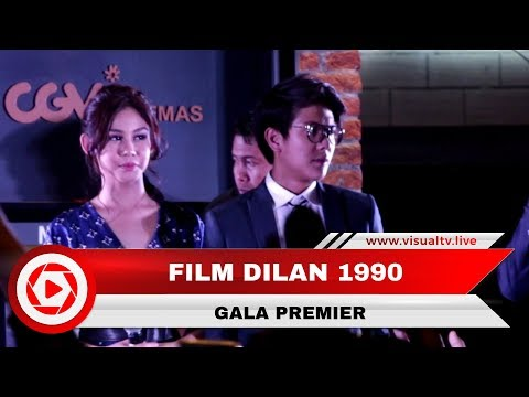 Gala Premiere Dilan 1990, Iqbaal Beberkan Caranya Menjadi Dilan