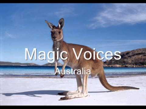 Magic Voices - Australia