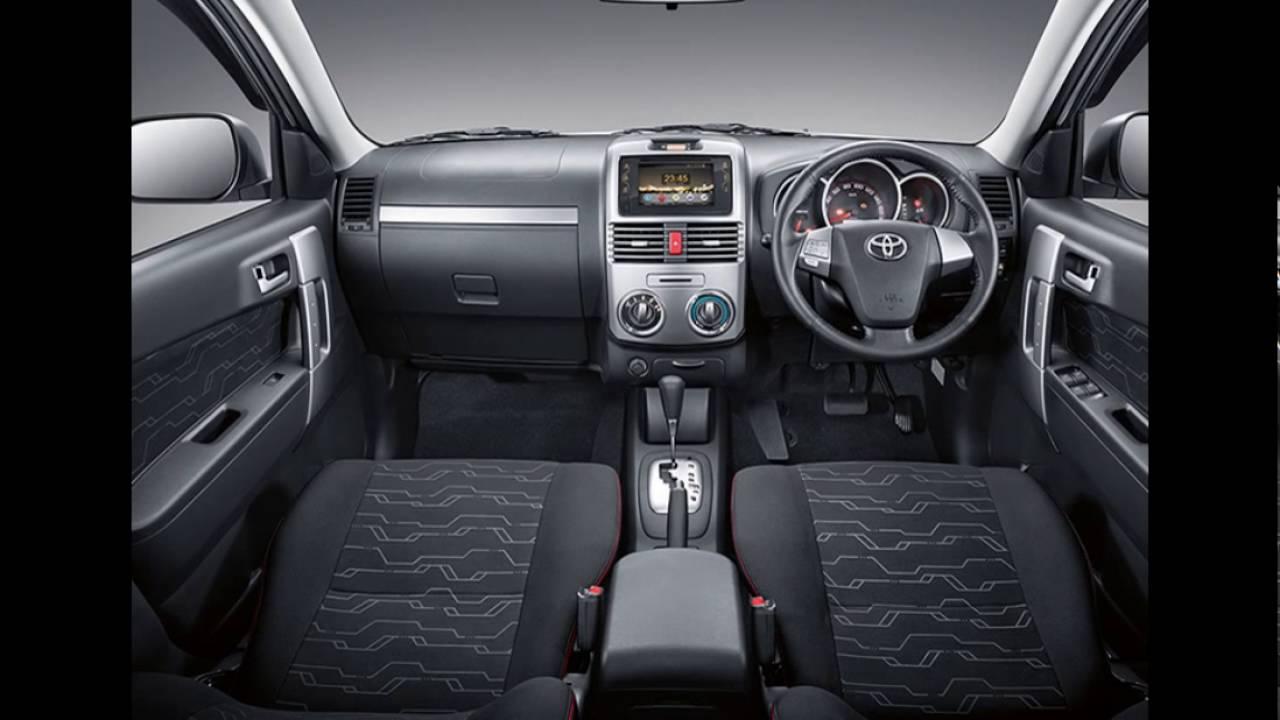 New Daihatsu Terios 2018 >> New Toyota Rush 2017 - Interior - YouTube