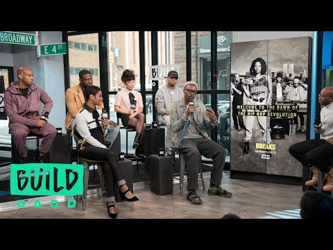 """The Cast Of VH1's """"The Breaks"""" Talk About The Show"""