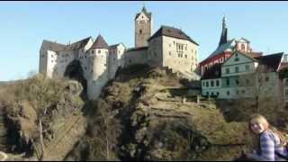 Замок Локет(Путешествие в Европу. Часть 4., 2013-02-07T20:31:52.000Z)