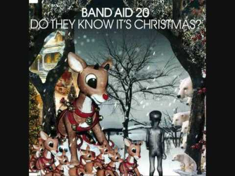 Band Aid 20 - Do They Know It's Christmas? + Lyrics
