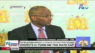 President Uhuru makes u-turn on interest rate cap