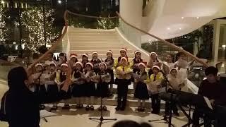 Publication Date: 2017-12-25 | Video Title: 福德學校合唱團於香港嘉里酒店演出