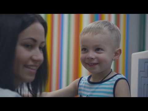 Документальный фильм к 30 летию Киевской городской детской поликлиники №1