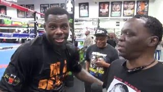 Mayweather Boxing Club reacts to Jared from Subway getting beat up in prison
