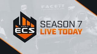 ECS Season 7 // Week 2 - Day 4 - North vs Vitality // NRG vs FURIA