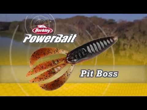 NEW Berkley® PowerBait® - Pit Boss (Pro Tip Video with Skeet Reese)