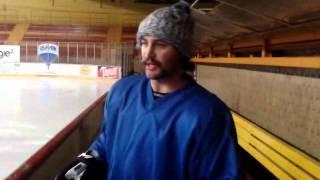 Jaromír Bágr - Můj trénink na lede