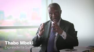 Entrevista al expresidente de Sudáfrica Thabo Mbeki | Internacional