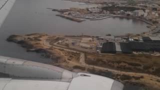 AER LINGUS - Landing in Palma [Mallorca] Airport (LEPA) - Runway: 06L