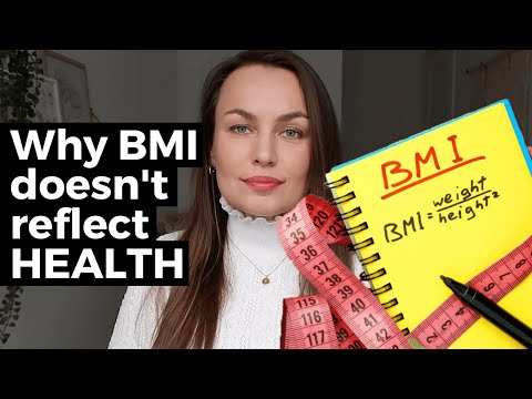 8 Reasons Why BMI Doesn't Reflect Health