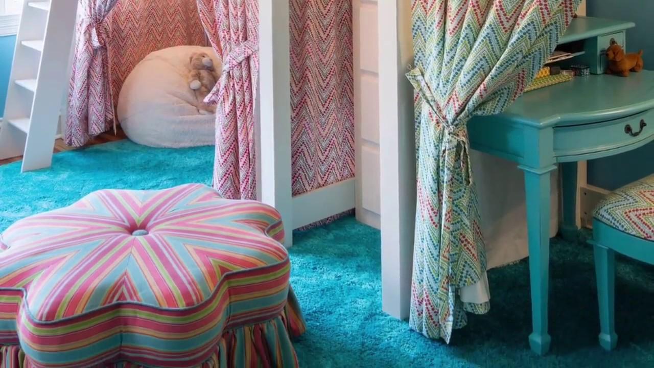 Como decorar habitacion para ni a o ni o cuarto de ni os for Decoracion habitacion compartida nino nina