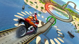 Motocross Beach Bike Stunt Racing 2018 (by Game Bunkers) Android Gameplay [HD]