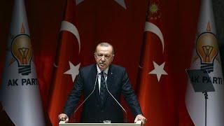 Erdoğan'dan AB'ye: Operasyonumuza işgal derseniz, kapıları açar 3.6 milyon mülteciyi size gönde…